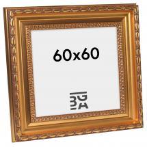 Birka Premium Guld 60x60 cm