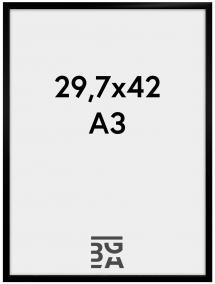 New Lifestyle Ram Svart 29,7x42 cm (A3)