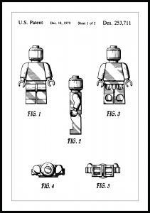 Patentritning - Lego I