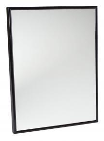 Spegel Sandhamn Svart - Egna mått