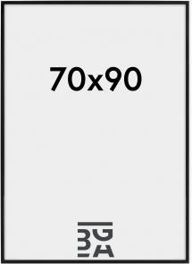 Nielsen Premium Alpha Blank Svart 70x90 cm