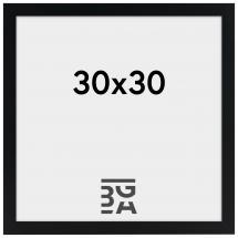 Amanda Box Svart 30x30 cm
