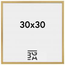 Fotoram Guld 2A 30x30 cm