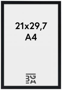 Edsbyn Svart 2E 21x29,7 cm (A4)