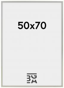 Edsbyn Silver 2B 50x70 cm