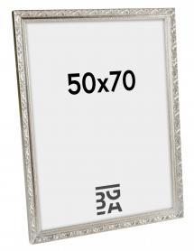 Smith Silver 50x70 cm