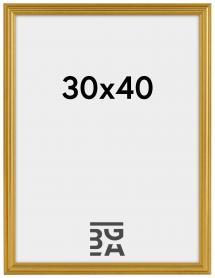 Frigg Guld 30x40 cm