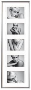 Galeria Collageram Silver - 5 Bilder