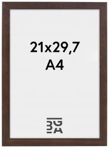 Stilren Valnöt 21x29,7 cm (A4)
