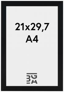 Amanda Box Svart 21x29,7 cm (A4)