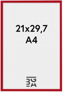 New Lifestyle Röd 21x29,7 cm (A4)