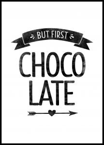 But first chocolate Retro