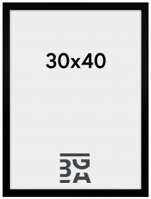 Soul Svart 30x40 cm