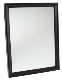 Spegel Arjeplog Svartbrun - Egna mått