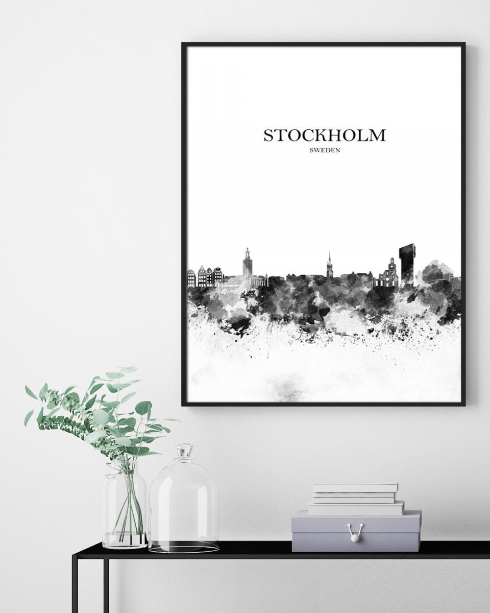 affischer stockholm butik