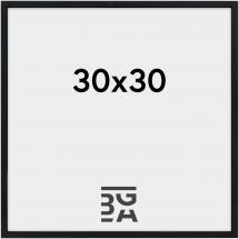 Nielsen Premium Alpha Blank Svart 30x30 cm