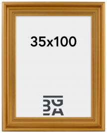 Mora Premium Guld 35x100 cm