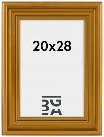 Mora Premium Guld 20x28 cm