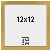 Fotoram Guld 2A 12x12 cm