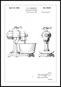 Patentritning - Mixer II