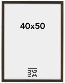 Edsbyn Brun 2I 40x50 cm