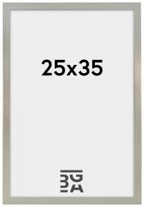 Edsbyn Silver 2B 25x35 cm