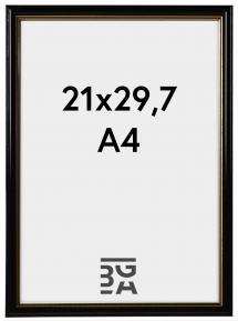Classic Svart 21x29,7 cm (A4)