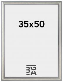 Frigg Silver 35x50 cm
