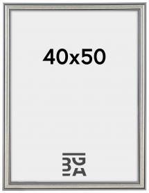 Frigg Silver 40x50 cm
