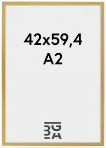 Edsbyn Guld 2A 42x59,4 cm (A2)