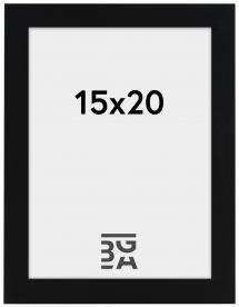 Amanda Box Svart 15x20 cm