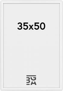 Edsbyn Vit 2D 35x50 cm