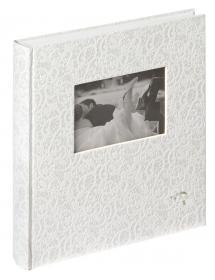 Music Album - 28x30,5 cm (60 Vita sidor / 30 blad)