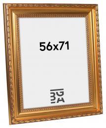 Birka Premium Guld 56x71 cm
