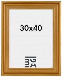 Mora Premium Guld 30x40 cm