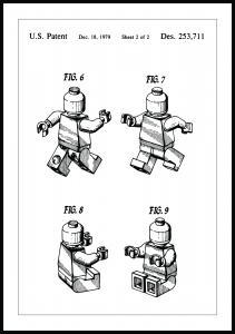Patentritning - Lego II