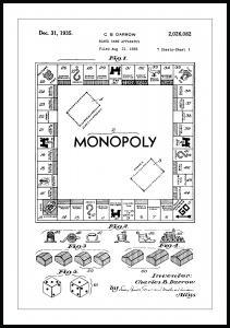 Patentritning - Monopol I