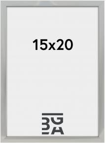 Nielsen Premium Alpha Blank Silver 15x20 cm