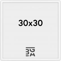 Fotoram Vit 2D 30x30 cm