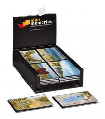 Mini Memories Album Holiday 6 varianter - 40 Bilder i 10x15 cm - 36-pack