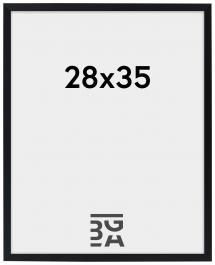 Edsbyn Svart 2E 28x35 cm