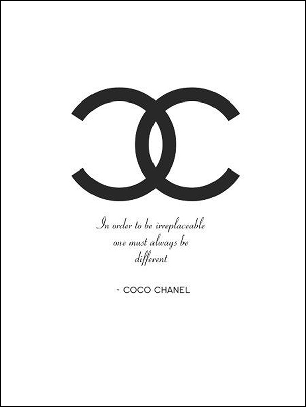 Coco Chanel Different