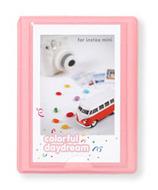 Polaroid Minialbum Indi Pink - 28 Bilder i 5x7,6 cm