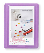 Polaroid Minialbum Lavender - 28 Bilder i 5x7,6 cm