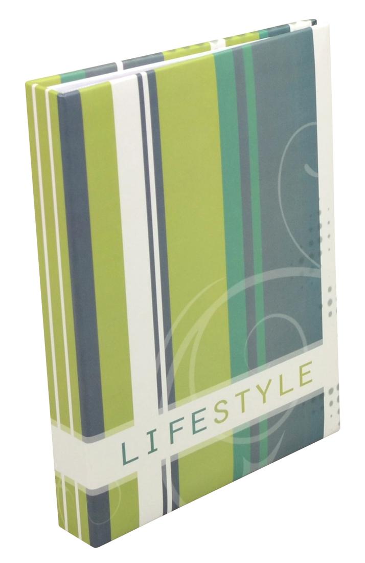 Fotoalbum Lifestyle Mini Grön - 40 Bilder i 13x18 cm - BGA Fotobutik bec10d8998cd