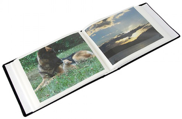 Sense Minialbum Svart - 72 Bilder i 11x15 cm - BGA Fotobutik 5575dbc343a2