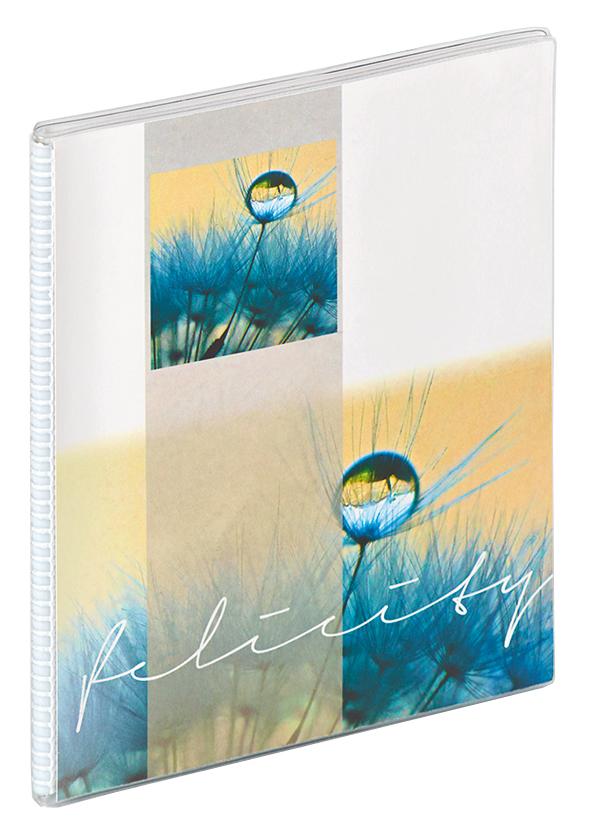 Felicity Mini Album Blå - 20 Bilder i 9x13 cm