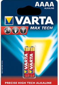Batteri Varta Max Tech AAAA