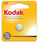 Knappcellsbatteri Kodak KS76