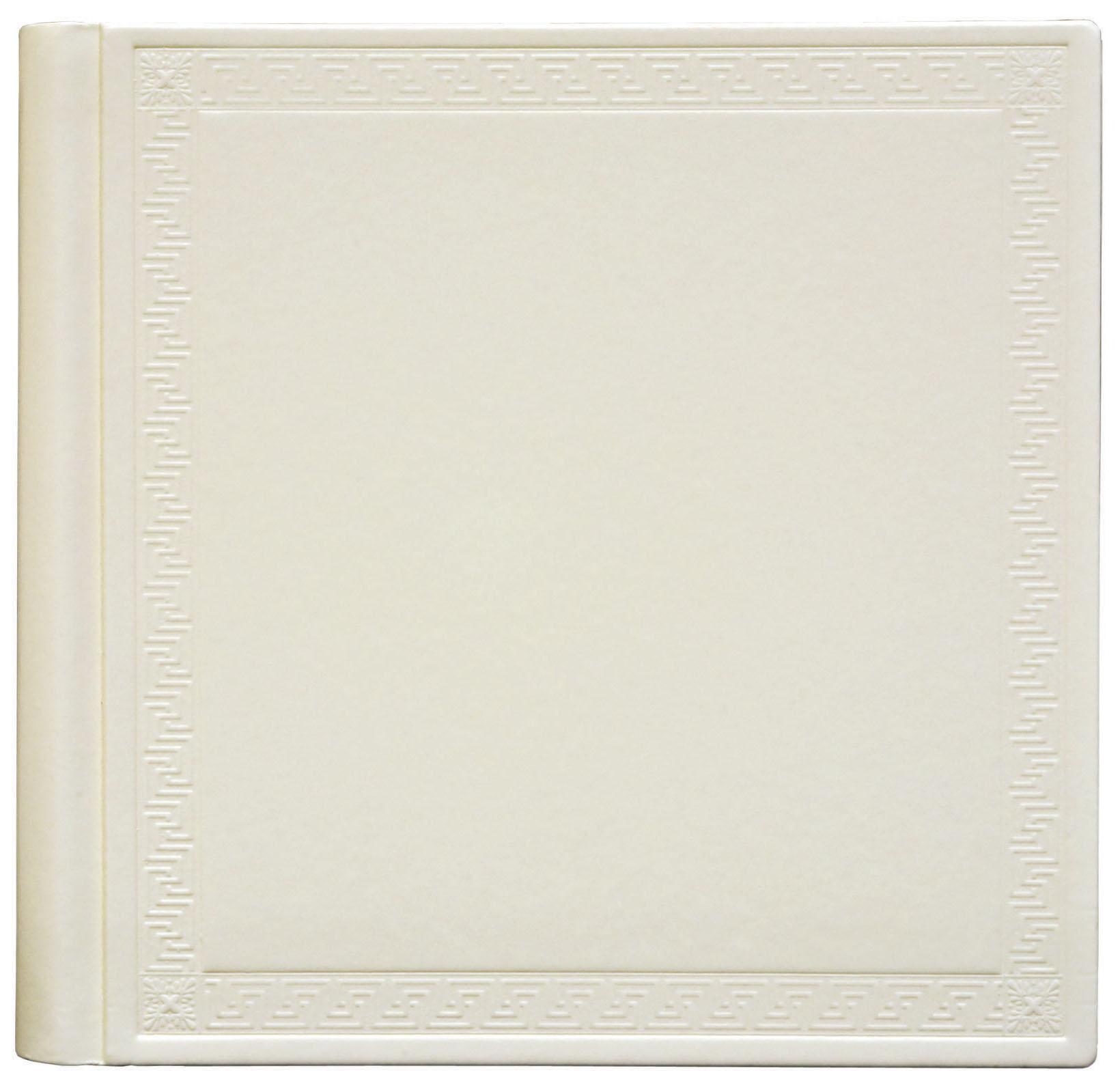 Innova Editions Celebrazione Special Occasions White 33x33 cm (80 Vita sidor / 40 Blad)
